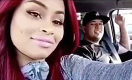 Blac Chyna Posts Sweet Rob Kardashian Montage ... Are They Back On?!