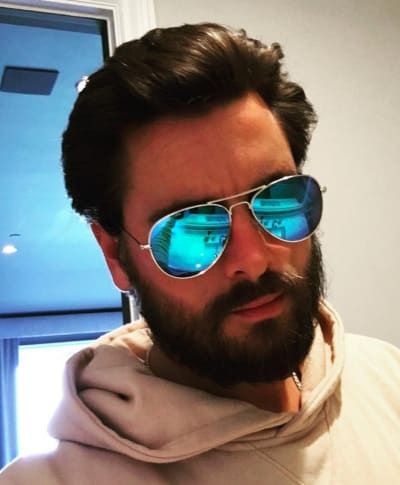 Scott Disick in Sunglasses