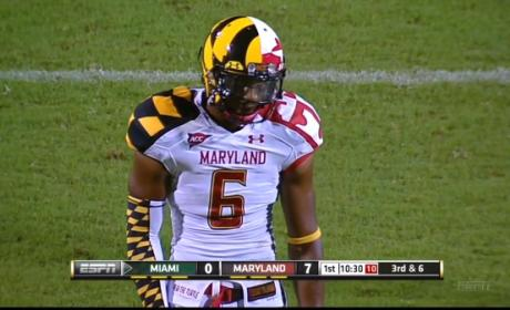 What do you think of Maryland's football uniforms?