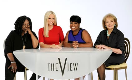 Jenny McCarthy on The View: First Photo!