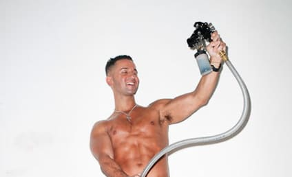 The Situation Shirtless: Possible Security Threat