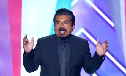 George Lopez to Audience Member: Get the Eff Out!