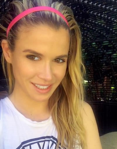 Julia Stambler selfie
