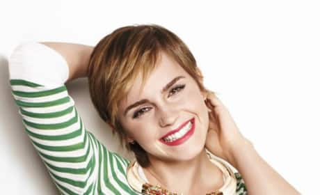 Emma Watson Seventeen Pic