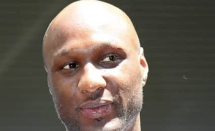 Lamar Odom: Checking Into Rehab Any Day Now?!