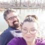 Amber Portwood with Andrew Glennon