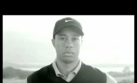 Tiger Woods Nike Ad: Christian Bale Style