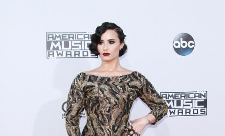 Demi Lovato: 2015 American Music Awards