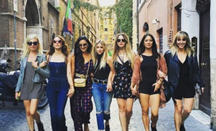 Troian Bellisario Bachelorette Party: See The Pics!