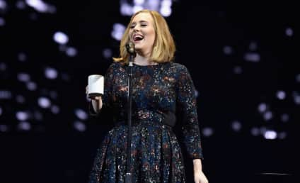 Watch Adele Help a Woman Propose to Her Boyfriend