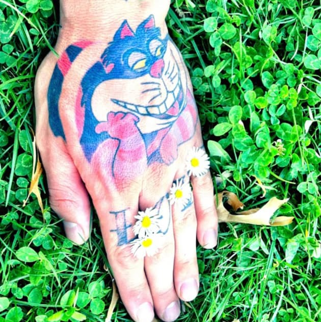 Mark Barela Tattoo