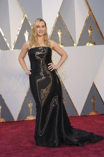 Kate Winslet: 2016 Academy Awards