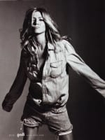 Aniston in Black and White