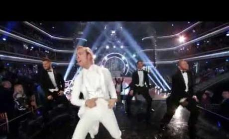 Riker & Allison - Freestyle (Dancing with the Stars Finals)