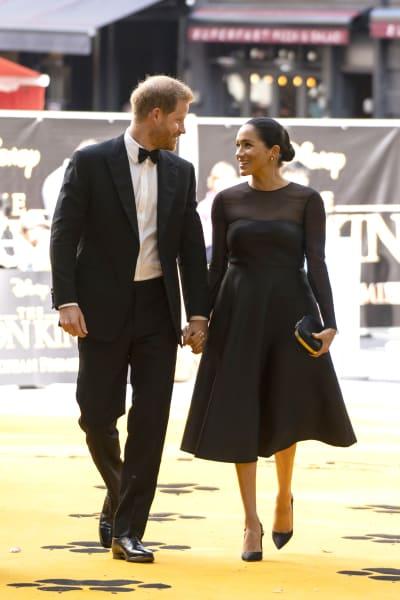 A Very Royal Premiere