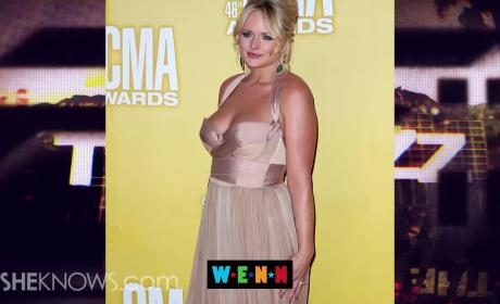 Miranda Lambert on Weight Loss