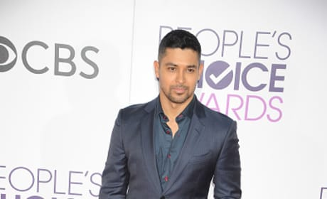 Wilmer Valderrama at the People's Choice Awards