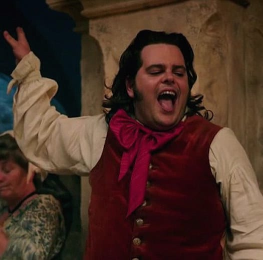 Josh Gad in Beauty and the Beast
