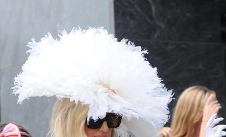 Lady Gaga Halo Award photo