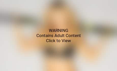 Lindsey Vonn Bikini Shot