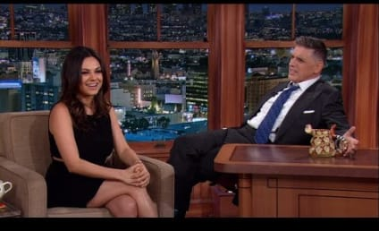 Mila Kunis on Breastfeeding: What a Workout!