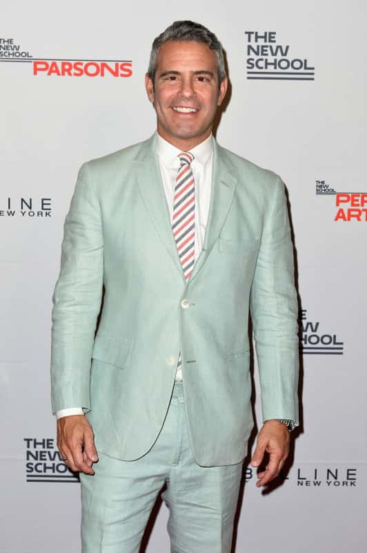 Andy cohen is handsome