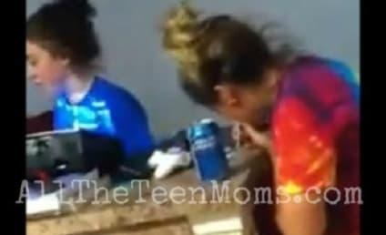 Jenelle Evans Drug Use: Caught on Tape?!?