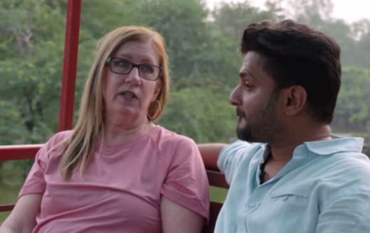 Jenny Slatten Asks to See Divorce Papers from Sumit