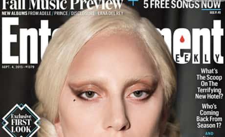 Lady Gaga Entertainment Weekly