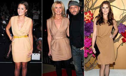 Celebrity Fashion Face-Off: Lauren Conrad vs. Faith Hill vs. Brooke Shields