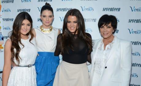 Kris Jenner Praises Kendall's Body