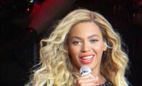 Beyonce Concert Image