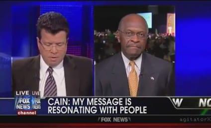 Herman Cain Criticizes Morgan Freeman Remarks, Praises Tea Party