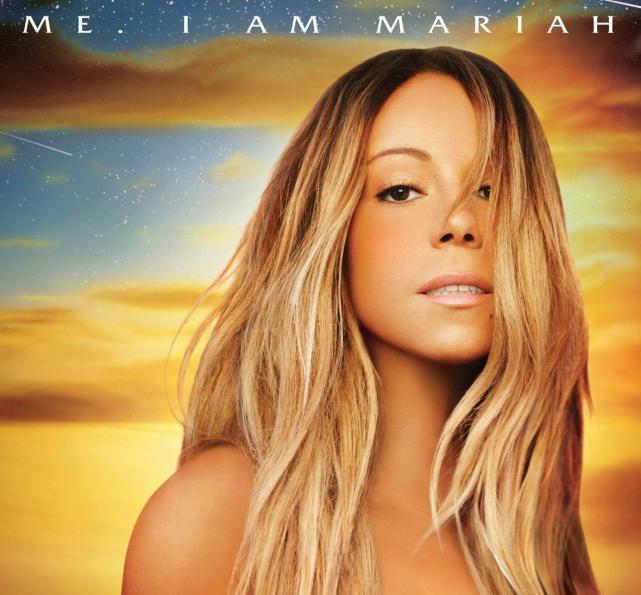 Mariah Carey Album Art
