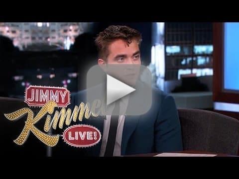 Robert Pattinson Explains Why He's Homeless