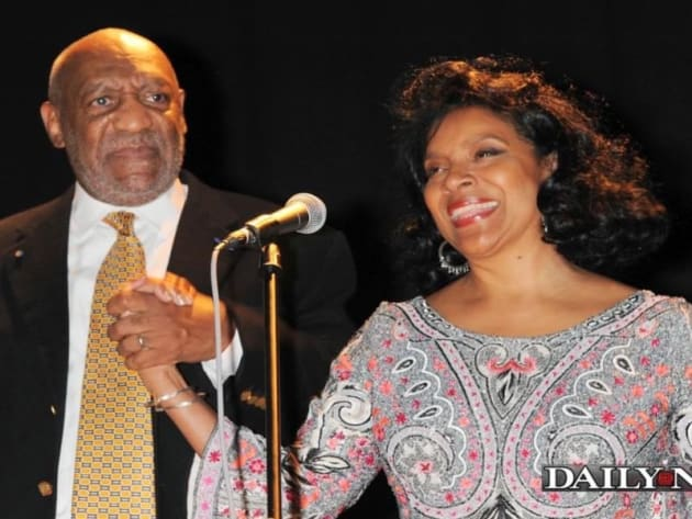Bill Cosby Jokes About Rape Accusations During Comedy Show