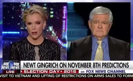 Megyn Kelly vs. Newt Gingrich