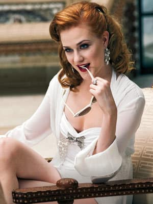 Evan Rachel Wood as Sophie-Ann