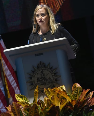 Megan Barry Picture