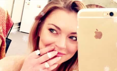 Lindsay Lohan for President?