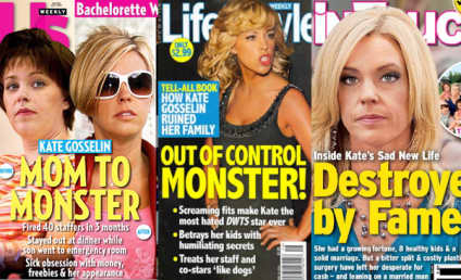 Kate Gosselin Scandals: From Bad to Worse to WTF?!