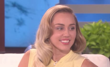 Miley Cyrus: Liam Hemsworth Doesn't Last Long in Bed!