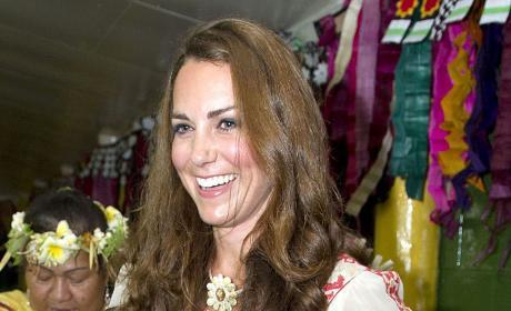 Kate Middleton Clothed
