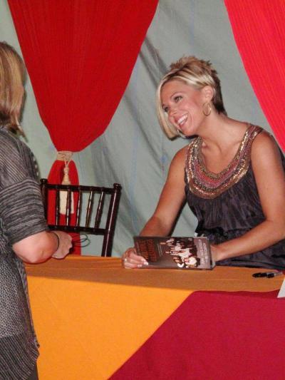 Kate Book Signing