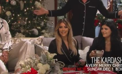 Keeping Up with the Kardashians Christmas Special: A Break from the Crazy