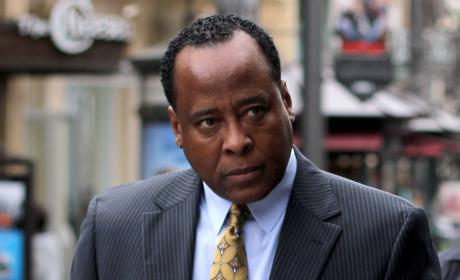 Doctor Conrad Murray Picture