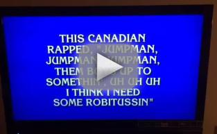 "Alex Trebek: ""Jumpman"" Rap"