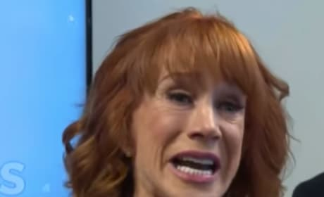 Kathy Griffin: Donald Trump is Ruining My Life!