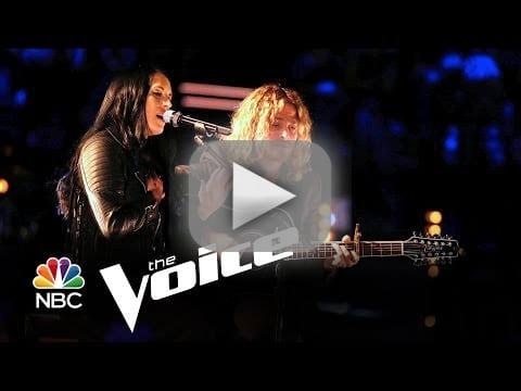 Kat Perkins - Landslide (The Voice)