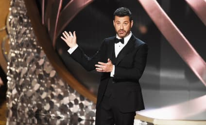 Jimmy Kimmel at the Emmys: His 13 Funniest Lines